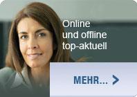 Online und offline top-aktuell